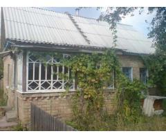 Дом в селе 35км от Киева