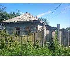 Старый дом в селе с участком 45сот за 20000!