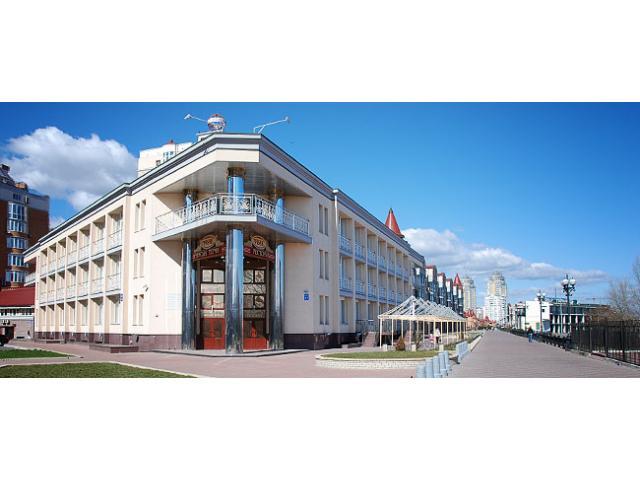 Продам гостиничный комплекс в Киеве на Днепре