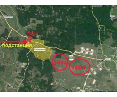 Продам участок 12 Га и 760 Га (ОСГ) под Киевом