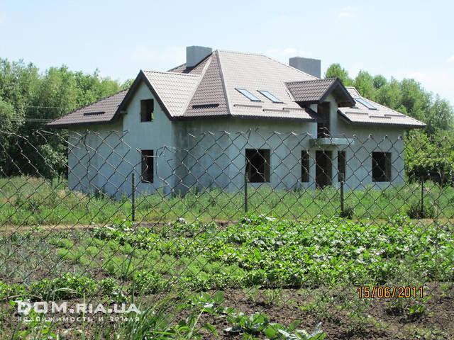 Продам коттедж (недострой) под Киевом