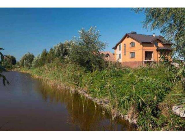Продажа земельных участков и коттеджей на берегу озера! Рассрочка без % на год!